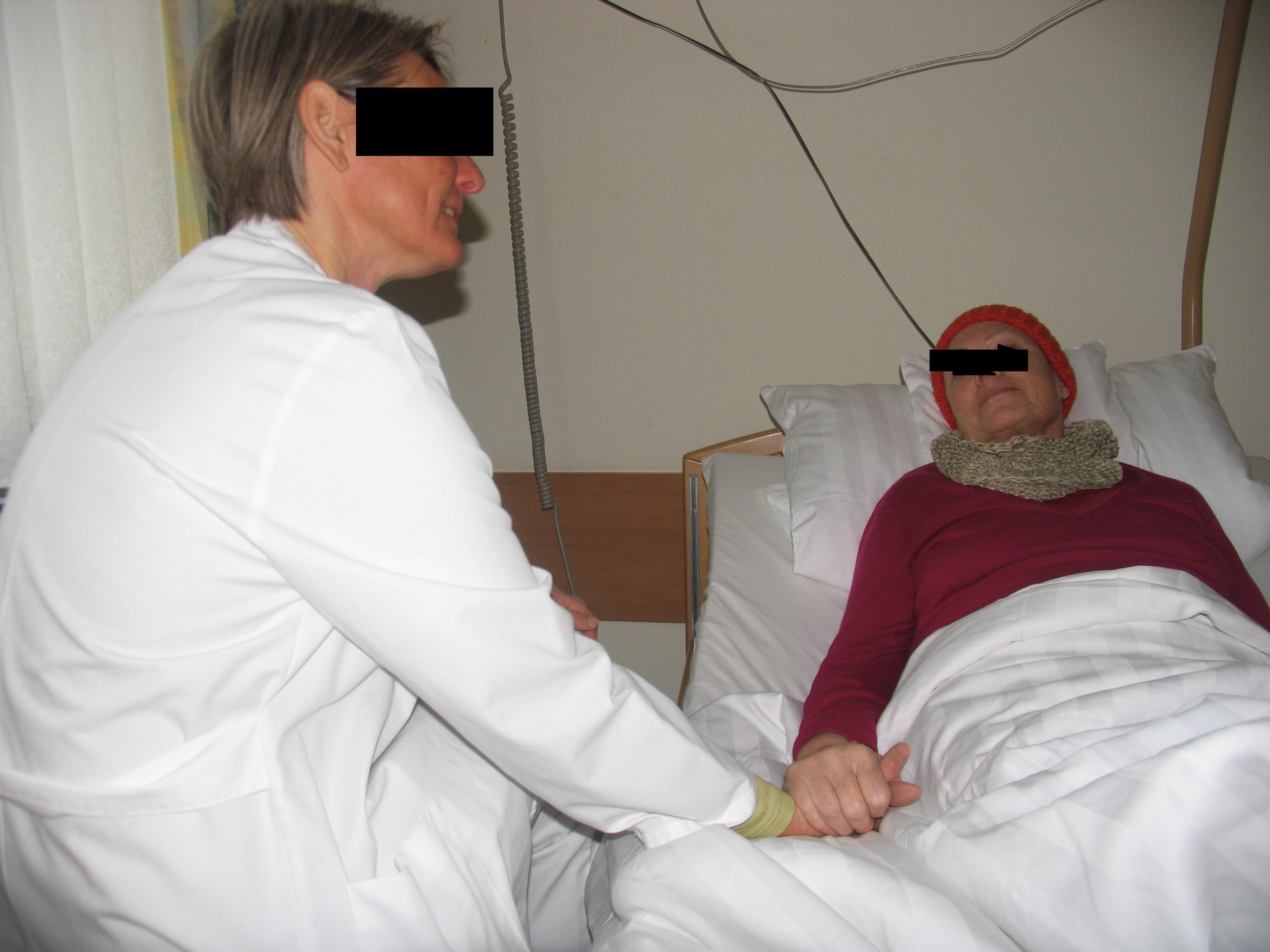 Patientenverfügungen und andere Vorsorgeregelungen