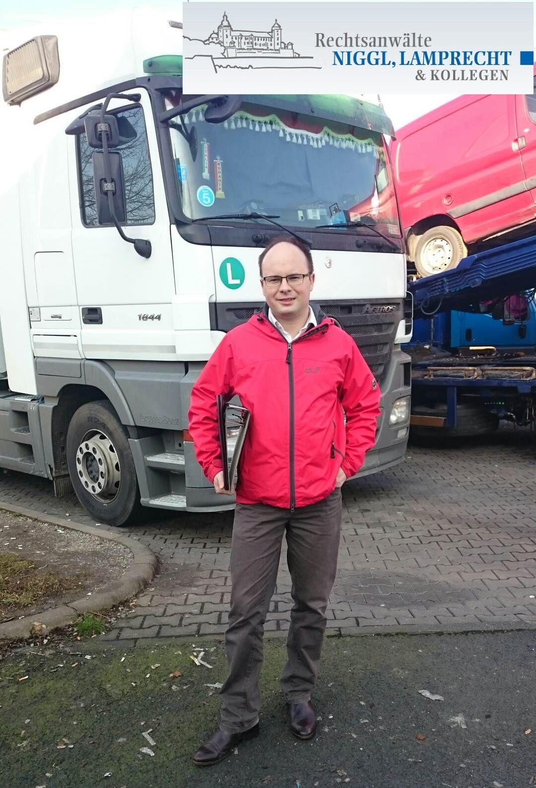 Entscheidung im Transportrecht